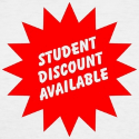 Picture: Student Discount