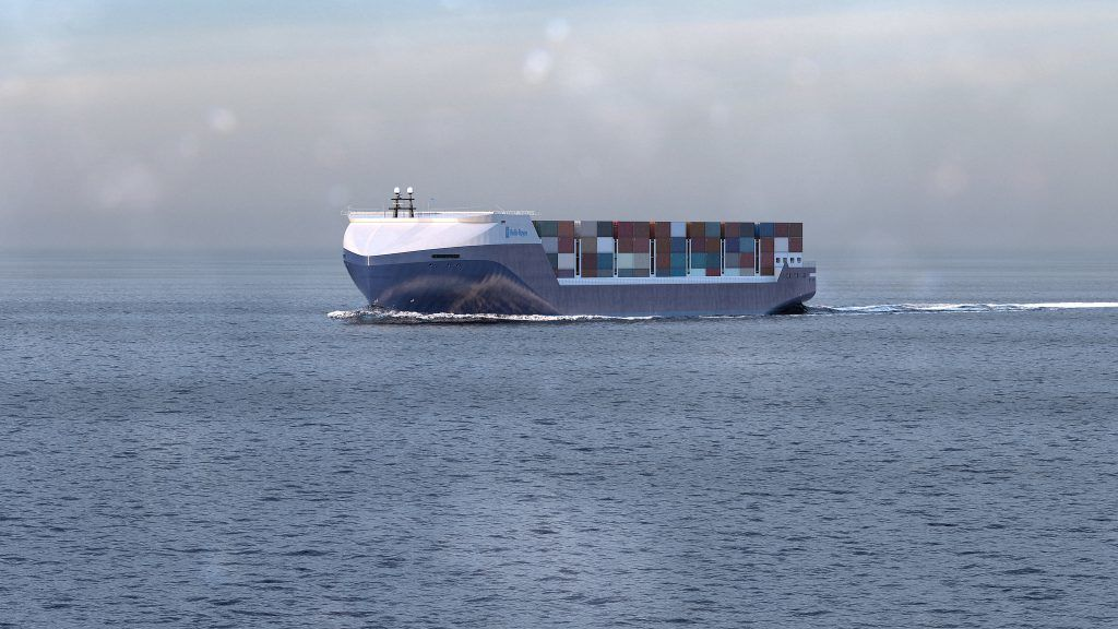 Picture: Unmanned Cargo Ship